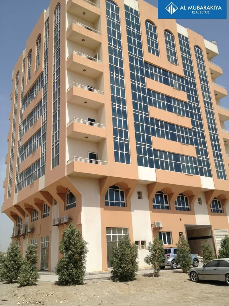 12 1 BHK in RAK City 12 payments  for RENT