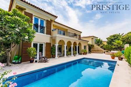 5 Bedroom Villa for Sale in Green Community, Dubai - Private Pool | Gym | 5 Bedroom