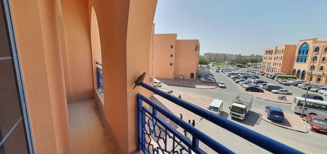 1 Bedroom Flat for Rent in International City, Dubai - Close to Bus Stop - Persia Cluster One bed with Long Balcony for Rent