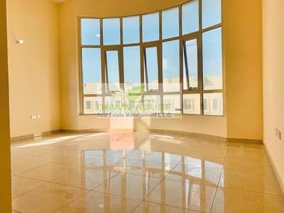استوديو  للايجار في مدينة بوابة أبوظبي (اوفيسرز سيتي)، أبوظبي - Brand New Studio With Ward Robe And Separate Kitchen In Abu Dhabi Gate