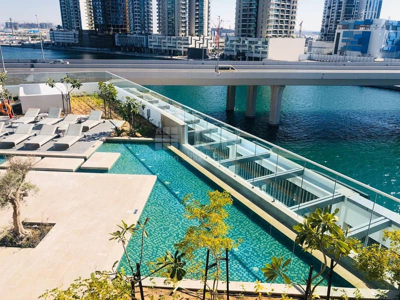 2 Limited Time Offer!!! 1BR l Fully Furnished l Canal View l Business Bay l
