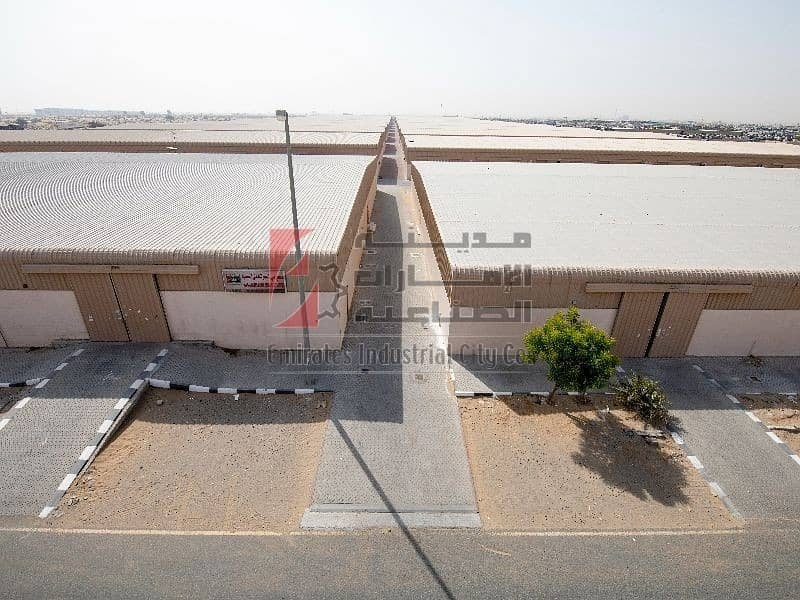 Brand New Warehouse for Sale on Emirates Rd 611