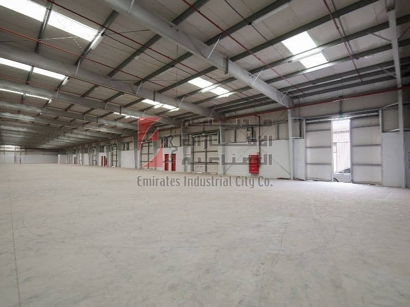 2 Brand New Warehouse for Sale on Emirates Rd 611
