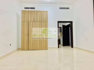 Studio for Rent in Khalifa City A, Abu Dhabi -  Awesome Brand New Studio With Balcony Near Market