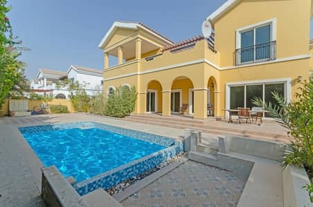 فیلا 5 غرف نوم للبيع في ذا فيلا، دبي - Andalusia Perla | Prime Location | with Study Room