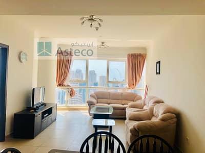 شقة 1 غرفة نوم للايجار في أبراج بحيرات الجميرا، دبي - 000