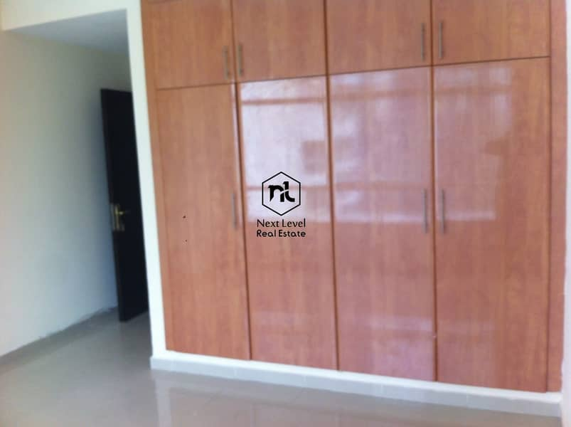 opposite metro station with balcony and parking in 4 cheques