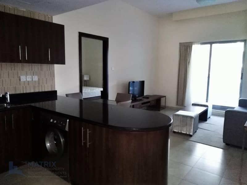 2 Cozy 2BR furnished in Diamond Tower