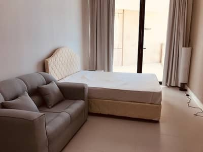 Studio for Rent in Al Reem Island, Abu Dhabi - Convenient Location Near Marina Bay   Room W/ Balcony