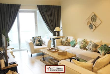 3 Bedroom Flat for Rent in Dubai Marina, Dubai - FULL MARINA & SEA VIEW | FURNISHED | HIGH FLOOR