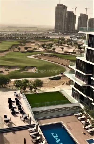 1 Bedroom Flat for Sale in DAMAC Hills (Akoya by DAMAC), Dubai - Golf Course View | High Floor | Fully Furnished