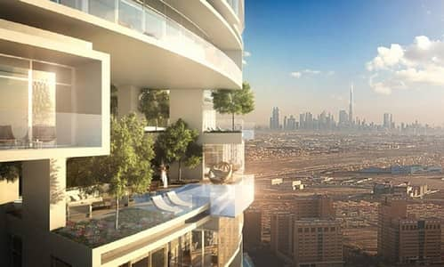 1 Bedroom Hotel Apartment for Sale in Jumeirah Village Circle (JVC), Dubai - 30% off for Iconic Five Hotel Apartment with Jacuzzi