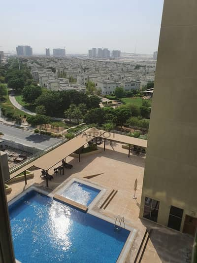 Hotel Apartment for Sale in Al Furjan, Dubai - 7 Mints Walk to Metro| Motivated Seller| Serious Cash Buyers Only| Luxury Studio with Pool View