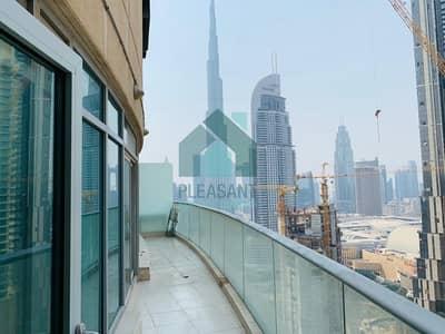 شقة 2 غرفة نوم للايجار في وسط مدينة دبي، دبي - Higher Floor | 2 Bed for rent facing Burj Khalifa