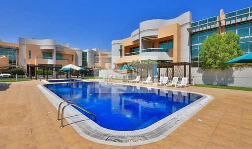 فیلا 5 غرف نوم للايجار في الطريق الشرقي، أبوظبي - HIGH QUALITY 5BR Villa w/ Facilities Khalifa Park