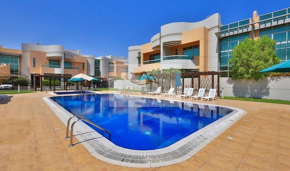 HIGH QUALITY 5BR Villa w/ Facilities Khalifa Park