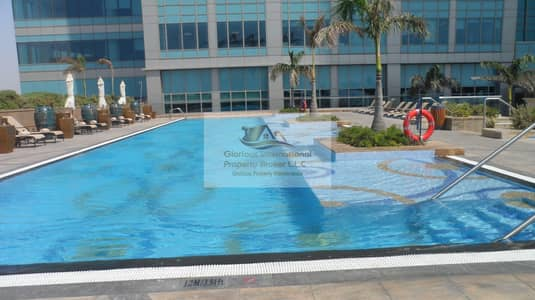 1 Bedroom Apartment for Rent in Corniche Area, Abu Dhabi - Enjoy the Facilities w/ this Apartment in Corniche