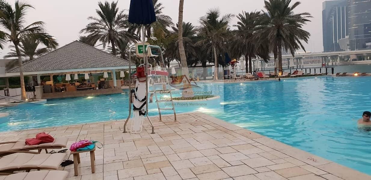 1YR Free Membership Beach Rotana w/ Facilities