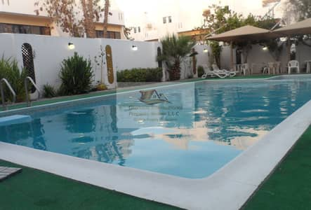 4 Bedroom Villa for Rent in Al Karamah, Abu Dhabi - Excellent! with Facilities and Maid's Room