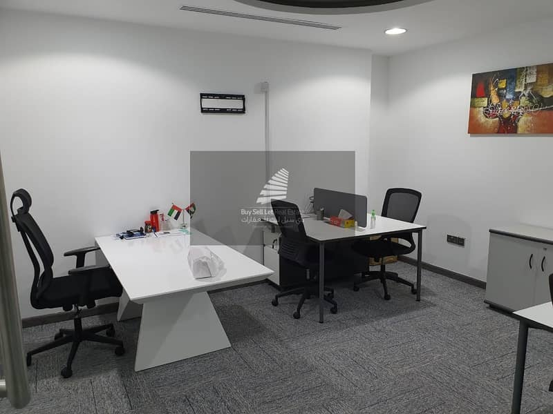 1 DEAL OF THE DAY | NO COMMISSION | Fully Furnished Serviced office