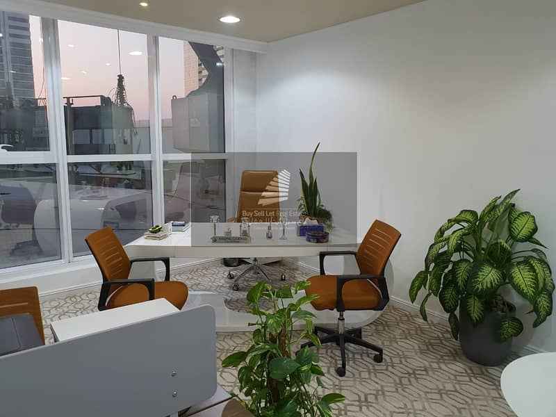 2 DEAL OF THE DAY | NO COMMISSION | Fully Furnished Serviced office