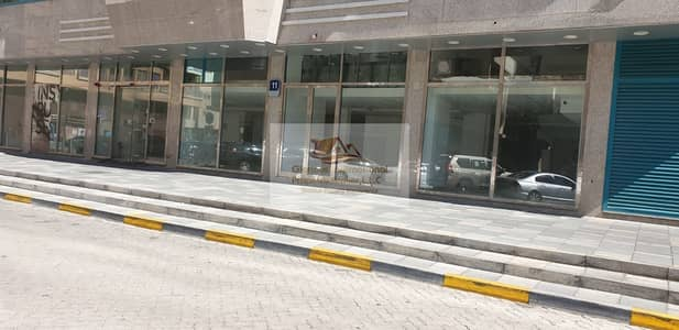 Showroom for Rent in Al Salam Street, Abu Dhabi - Good Location! Ready to Move Showroom