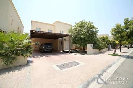 4 Bedroom Villa for Sale in The Lakes, Dubai - Type 2 | 4 Bed | Deema 1 | Pool and Park