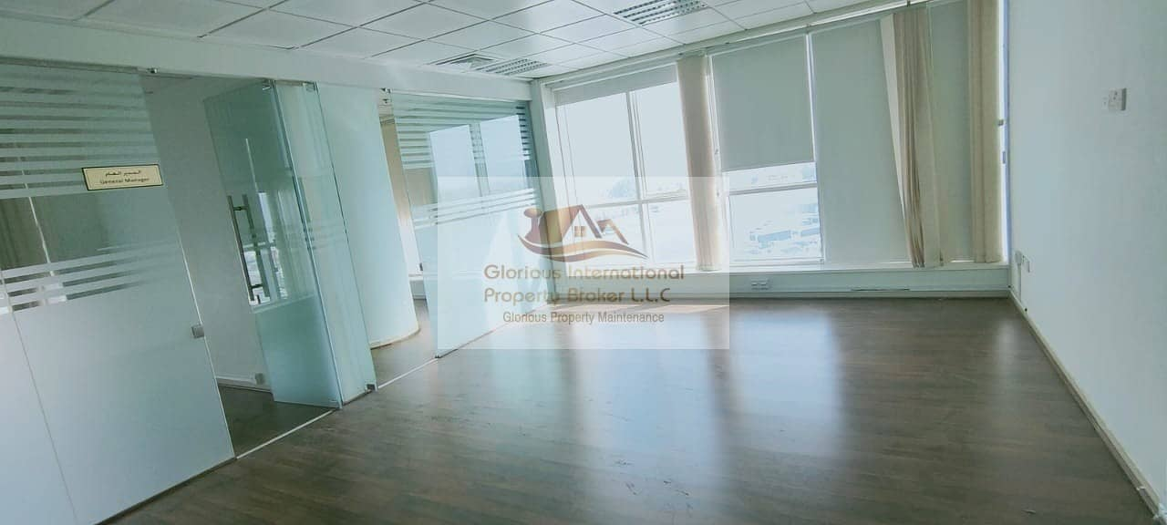 Ready to Move! Office Space+Parking  Airport Rd