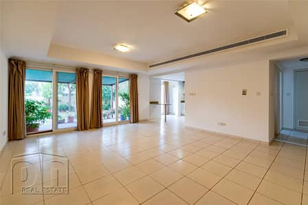 3 Bedroom Villa for Rent in The Springs, Dubai - Extended Front and Rear