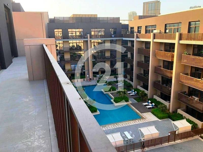 Brand New and Spacious 3 Bedroom + Maid Apartment