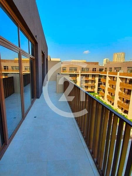 2 Brand New and Spacious 3 Bedroom + Maid Apartment
