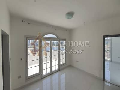 Amazing 12BHK with 6 parking spaces Villa in al bateen area