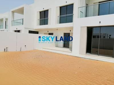 فیلا 3 غرف نوم للايجار في جزيرة ياس، أبوظبي - BRAND NEW ! Single Row Luxury 3BR+Maids w/ Fitted Kitchen