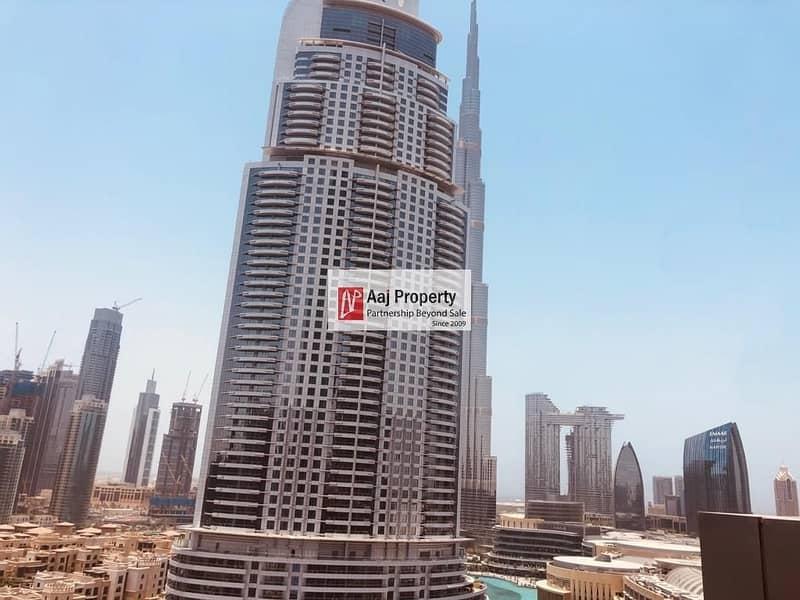 11 Luxury Apartment | Full Burj & Fountain View !!