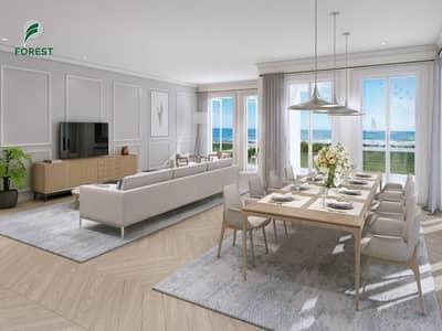 1 Bedroom Apartment for Sale in Jumeirah, Dubai - Marina View I 1 BR I Port De La Mer I Plan 40/60
