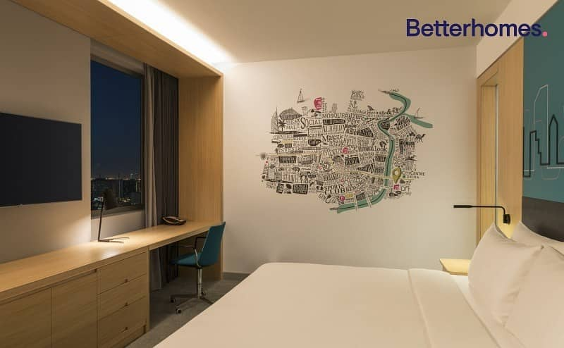 12 cheques |Hotel apartment| All Inclusive Bills