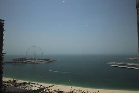 1 Bedroom Penthouse for Rent in Jumeirah Beach Residence (JBR), Dubai - Stunning Penthouse | Full Sea Views | 3 months free