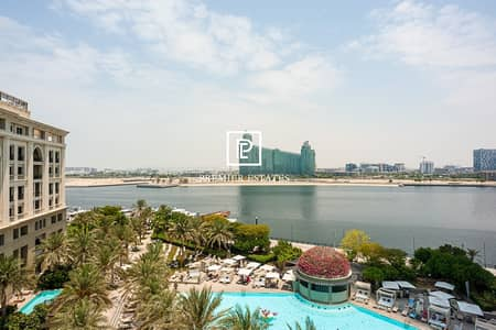 3 Bedroom Flat for Rent in Culture Village, Dubai - Luxurious | Furnished | 3-Bedroom | Creek View
