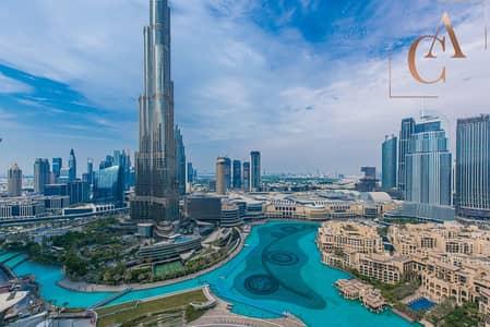 بنتهاوس 3 غرف نوم للايجار في وسط مدينة دبي، دبي - Burj Khalifa View | Dubai Fountain View | Spacious
