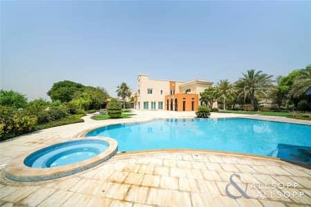 فیلا 6 غرف نوم للايجار في مدينة دبي الرياضية، دبي - Type A | Large Villa | Available October