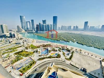 فلیٹ 2 غرفة نوم للايجار في جزيرة الريم، أبوظبي - Mangrove Views|Brand New|2 Months Free|12 cheques