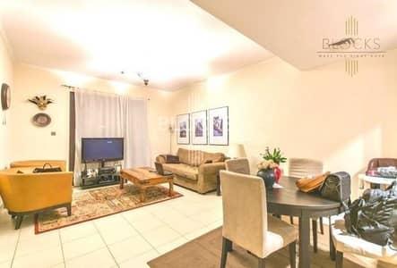 شقة 2 غرفة نوم للايجار في المدينة القديمة، دبي - 2 BRs with Garden on Ground Floor