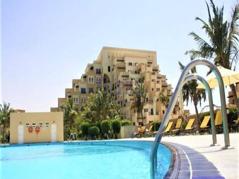 13 1 Month FREE! Partly Sea View! 1 BR Unfurnished