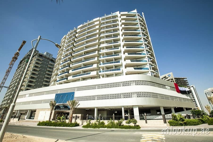 20,000/ Fully furnished studio for rent in Elite Residence sports city
