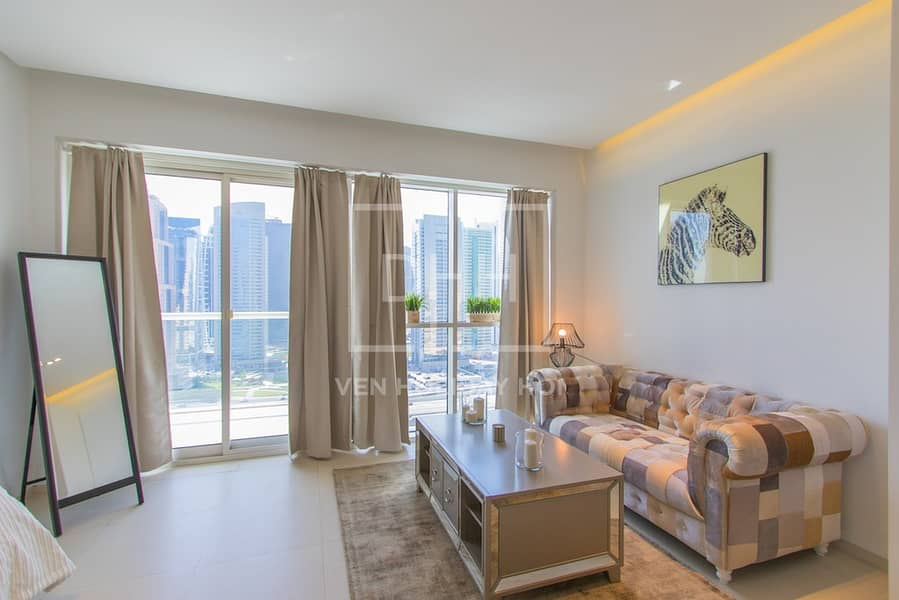 Studio in West Avenue Next To Marina Mall