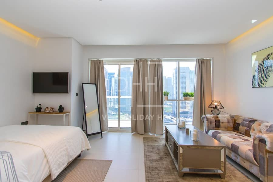 2 Studio in West Avenue Next To Marina Mall