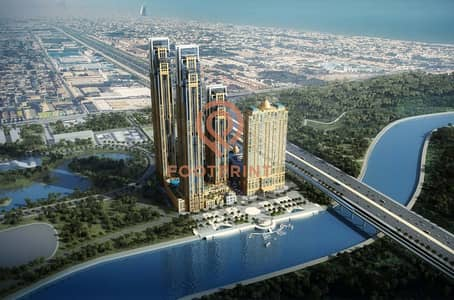 3 Bedroom Apartment for Sale in Business Bay, Dubai - Luxurious Residential Development At The Dubai Water Canal | Exceptional View Over  The  Canal And Downtown