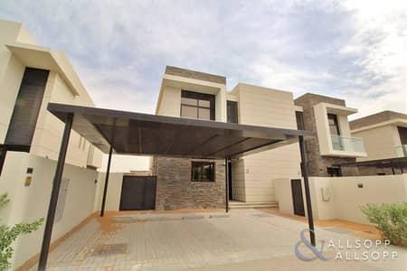 تاون هاوس 3 غرف نوم للبيع في داماك هيلز (أكويا من داماك)، دبي - Vacant   Single Row   3 Bedroom Paramount