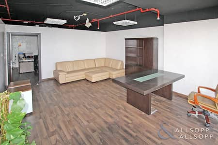 Office for Rent in Jumeirah Lake Towers (JLT), Dubai - Fully Fitted Unit | Partitioned | Reception<BR/><BR/><BR/>