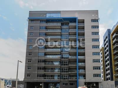 فلیٹ 1 غرفة نوم للايجار في واحة دبي للسيليكون، دبي - غرفة نوم واحدة عالية التشطيب مع شرفة في DSO
